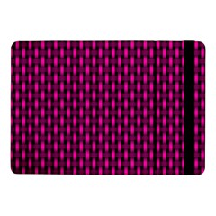 Webbing Woven Bamboo Pink Samsung Galaxy Tab Pro 10 1  Flip Case by AnjaniArt