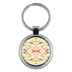 Kangaroo Key Chains (round)