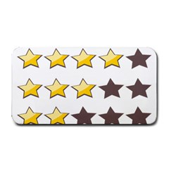 Star Rating Copy Medium Bar Mats by Jojostore