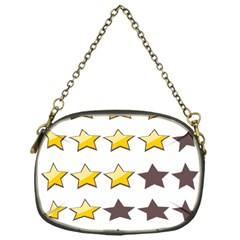 Star Rating Copy Chain Purses (one Side)  by Jojostore