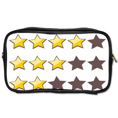 Star Rating Copy Toiletries Bags 2-side