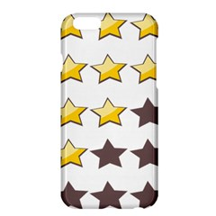 Star Rating Copy Apple Iphone 6 Plus/6s Plus Hardshell Case by Jojostore