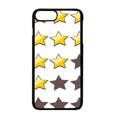 Star Rating Copy Apple Iphone 7 Plus Seamless Case (black)