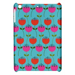Tulips Floral Flower Apple Ipad Mini Hardshell Case