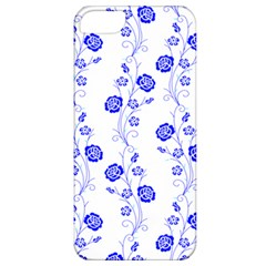 Vertical Floral Apple Iphone 5 Classic Hardshell Case