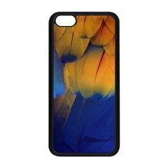 Parrots Feathers Apple Iphone 5c Seamless Case (black)
