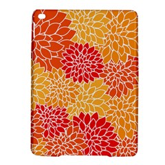 Vintage Floral Flower Red Orange Yellow Ipad Air 2 Hardshell Cases by Jojostore