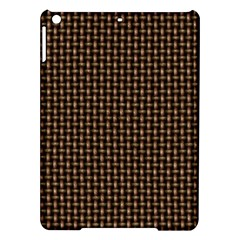 Fabric Pattern Texture Background Ipad Air Hardshell Cases by Amaryn4rt