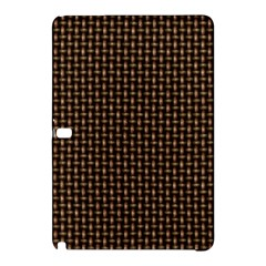 Fabric Pattern Texture Background Samsung Galaxy Tab Pro 12 2 Hardshell Case