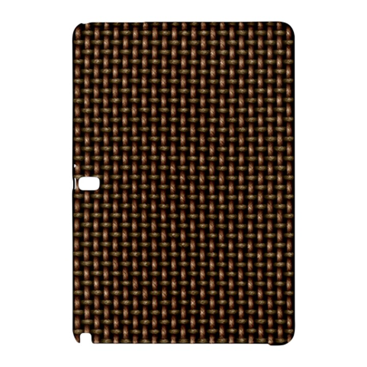 Fabric Pattern Texture Background Samsung Galaxy Tab Pro 12.2 Hardshell Case