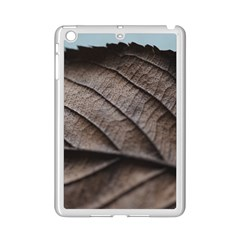 Leaf Veins Nerves Macro Closeup Ipad Mini 2 Enamel Coated Cases by Amaryn4rt