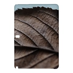 Leaf Veins Nerves Macro Closeup Samsung Galaxy Tab Pro 10 1 Hardshell Case by Amaryn4rt