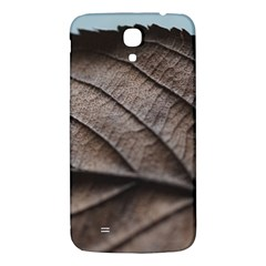 Leaf Veins Nerves Macro Closeup Samsung Galaxy Mega I9200 Hardshell Back Case by Amaryn4rt
