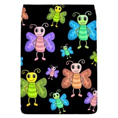 Cartoon Style Butterflies Flap Covers (s)  by Valentinaart