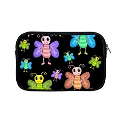 Cartoon Style Butterflies Apple Macbook Pro 13  Zipper Case by Valentinaart