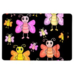 Cute Butterflies, Colorful Design Ipad Air Flip by Valentinaart
