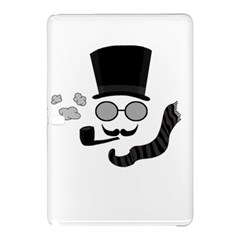 Invisible Man Samsung Galaxy Tab Pro 10 1 Hardshell Case by Valentinaart