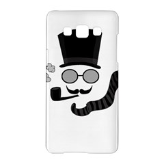 Invisible Man Samsung Galaxy A5 Hardshell Case  by Valentinaart
