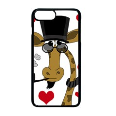 Mr  Right Apple Iphone 7 Plus Seamless Case (black) by Valentinaart