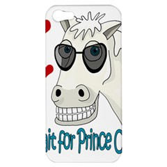 Don t Wait For Prince Sharming Apple Iphone 5 Hardshell Case by Valentinaart