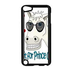 Don t Wait For Prince Sharming Apple Ipod Touch 5 Case (black) by Valentinaart