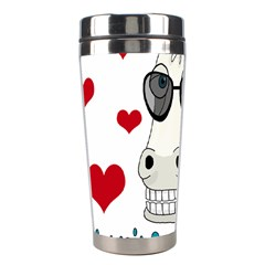 Don t Wait For Prince Sharming Stainless Steel Travel Tumblers by Valentinaart