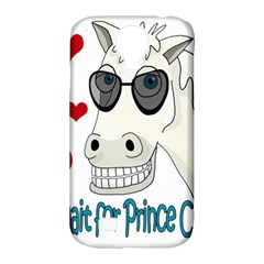 Don t Wait For Prince Sharming Samsung Galaxy S4 Classic Hardshell Case (pc+silicone) by Valentinaart
