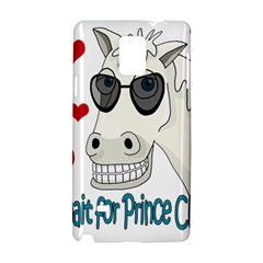 Don t Wait For Prince Sharming Samsung Galaxy Note 4 Hardshell Case by Valentinaart