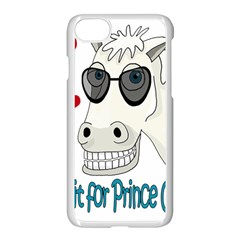 Don t Wait For Prince Sharming Apple Iphone 7 Seamless Case (white) by Valentinaart