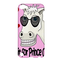 Don t Wait For Prince Charming Apple Ipod Touch 5 Hardshell Case by Valentinaart