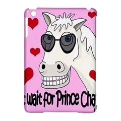 Don t Wait For Prince Charming Apple Ipad Mini Hardshell Case (compatible With Smart Cover) by Valentinaart