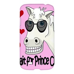 Don t Wait For Prince Charming Samsung Galaxy S4 I9500/i9505 Hardshell Case by Valentinaart