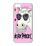 Don t wait for Prince Charming Apple iPhone 5C Seamless Case (White) Front