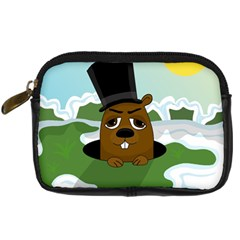 Groundhog Digital Camera Cases by Valentinaart