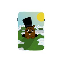 Groundhog Apple Ipad Mini Protective Soft Cases by Valentinaart