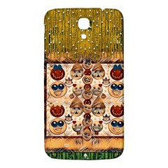 Festive Cartoons In Star Fall Samsung Galaxy Mega I9200 Hardshell Back Case by pepitasart