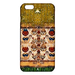 Festive Cartoons In Star Fall Iphone 6 Plus/6s Plus Tpu Case by pepitasart