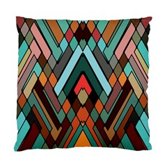 Abstract Mosaic Color Box Standard Cushion Case (one Side) by Jojostore