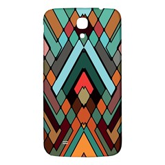 Abstract Mosaic Color Box Samsung Galaxy Mega I9200 Hardshell Back Case by Jojostore