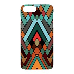 Abstract Mosaic Color Box Apple Iphone 7 Plus Hardshell Case by Jojostore