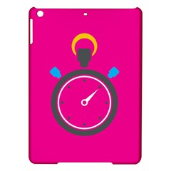 Alarm Clock Houre Ipad Air Hardshell Cases