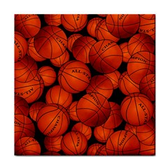 Basketball Sport Ball Champion All Star Face Towel by Jojostore