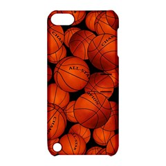 Basketball Sport Ball Champion All Star Apple Ipod Touch 5 Hardshell Case With Stand by Jojostore