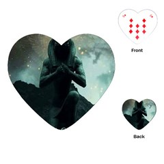 Hourus Playing Cards (heart)  by MICHAELPHARAOH