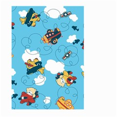 Bear Aircraft Large Garden Flag (two Sides) by Jojostore