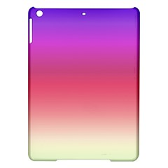 Blue Pink Purple Red Ipad Air Hardshell Cases by Jojostore