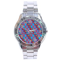 Batik Stainless Steel Analogue Watch by Jojostore