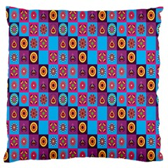 Batik Standard Flano Cushion Case (one Side) by Jojostore