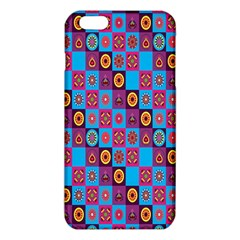 Batik Iphone 6 Plus/6s Plus Tpu Case