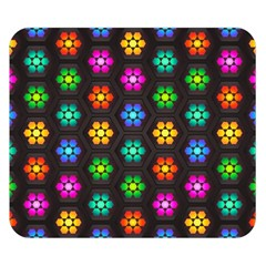 Pattern Background Colorful Design Double Sided Flano Blanket (small)  by Amaryn4rt